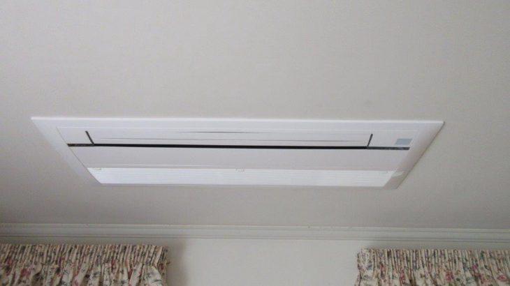 新規天井埋込室内機