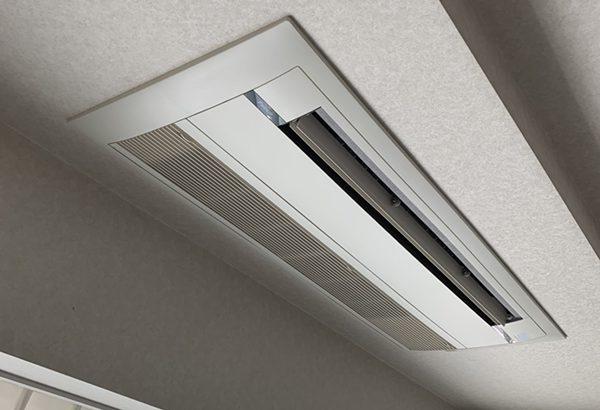 ⑧新規天井埋込形室内機