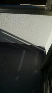 2階子供部屋の室外機設置前写真